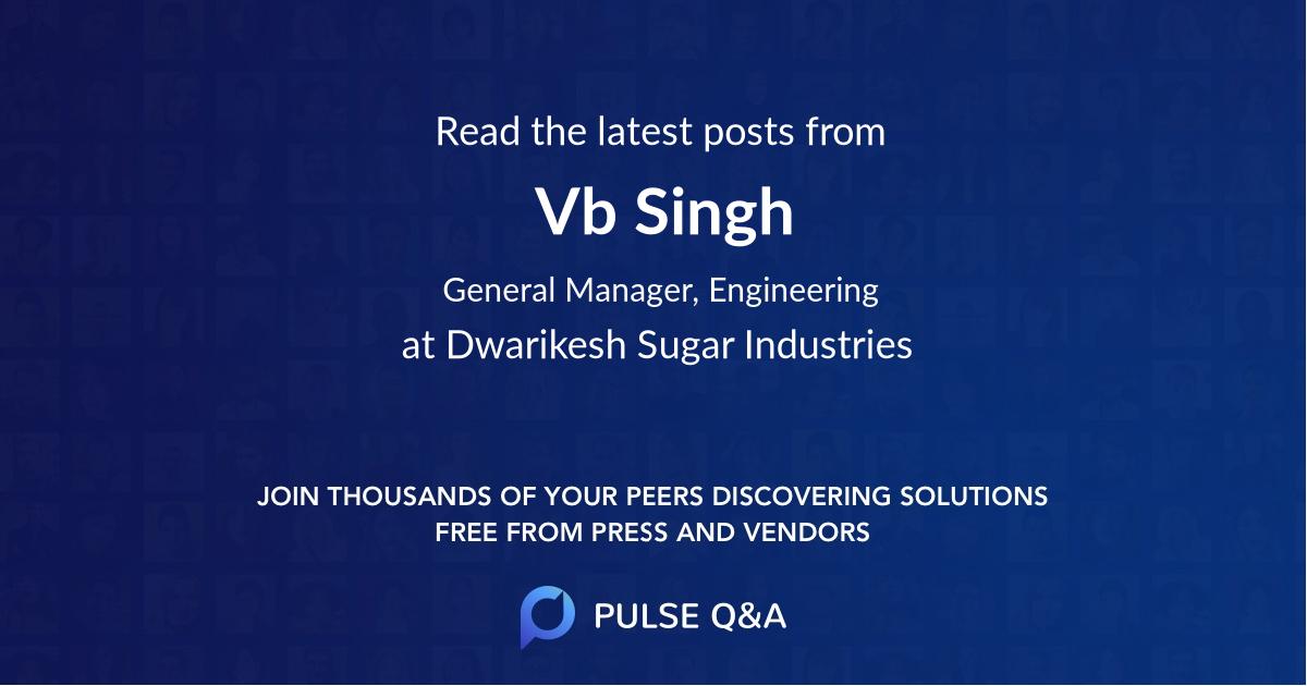 Vb Singh
