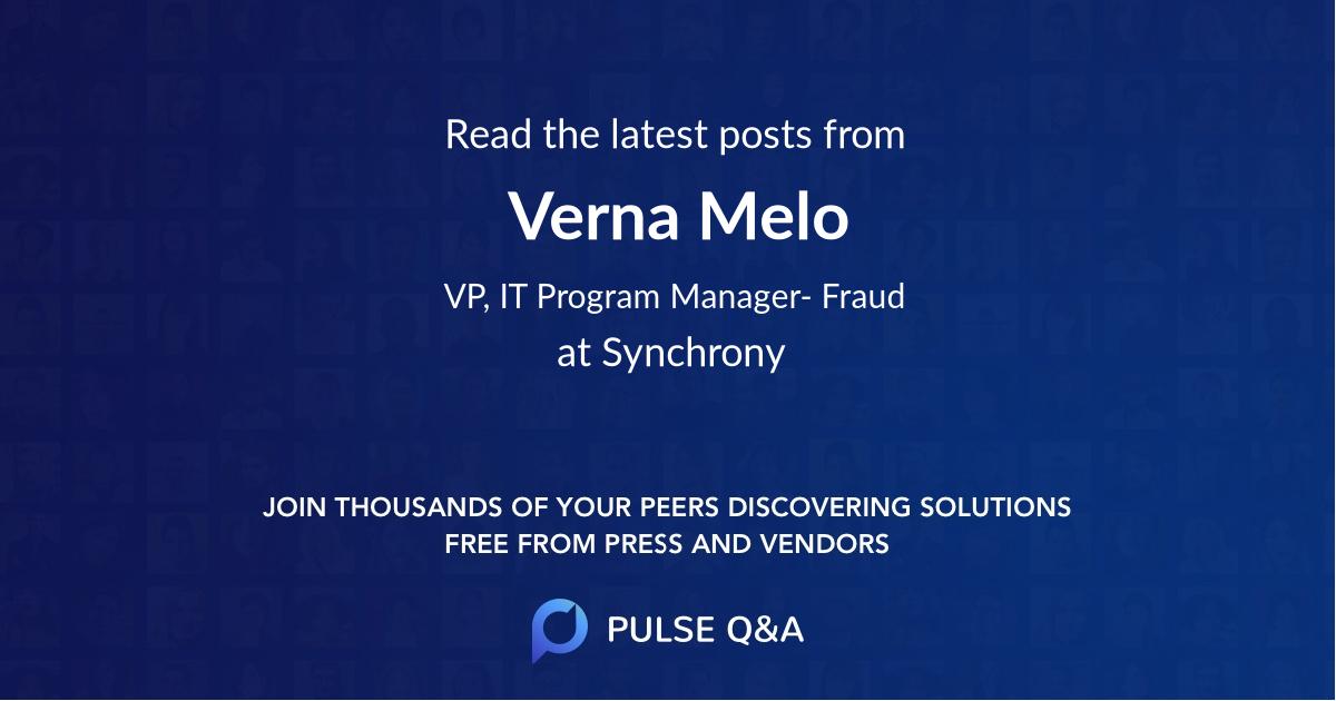 Verna Melo