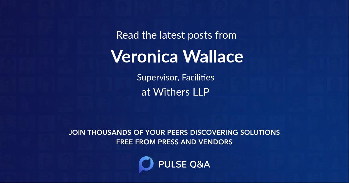 Veronica Wallace