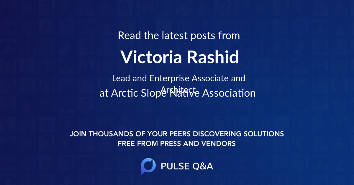 Victoria Rashid