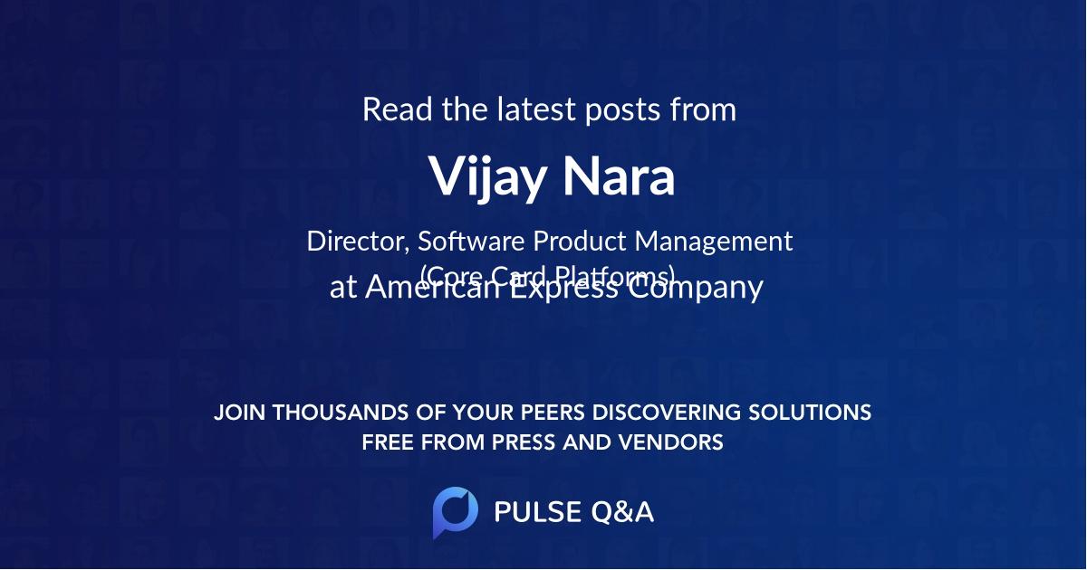 Vijay Nara