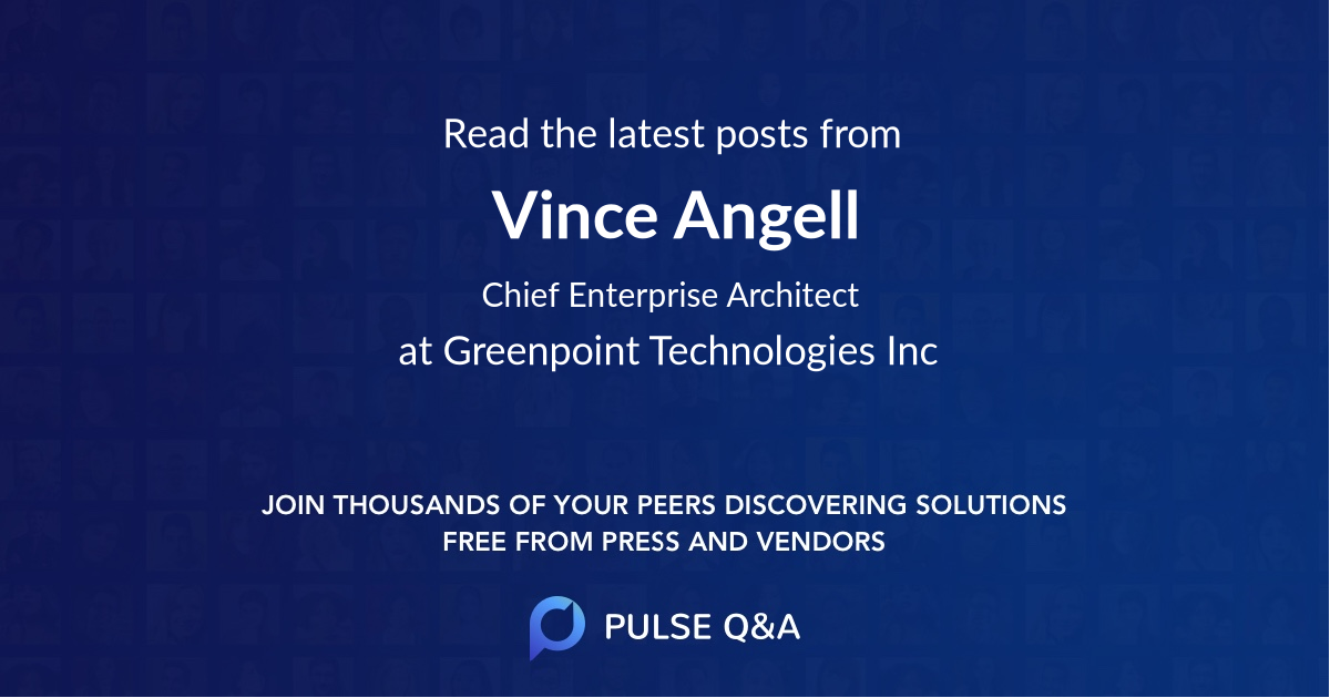 Vince Angell