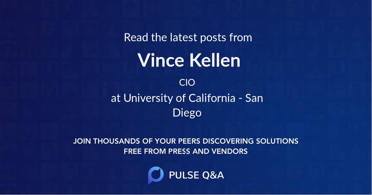 Vince Kellen