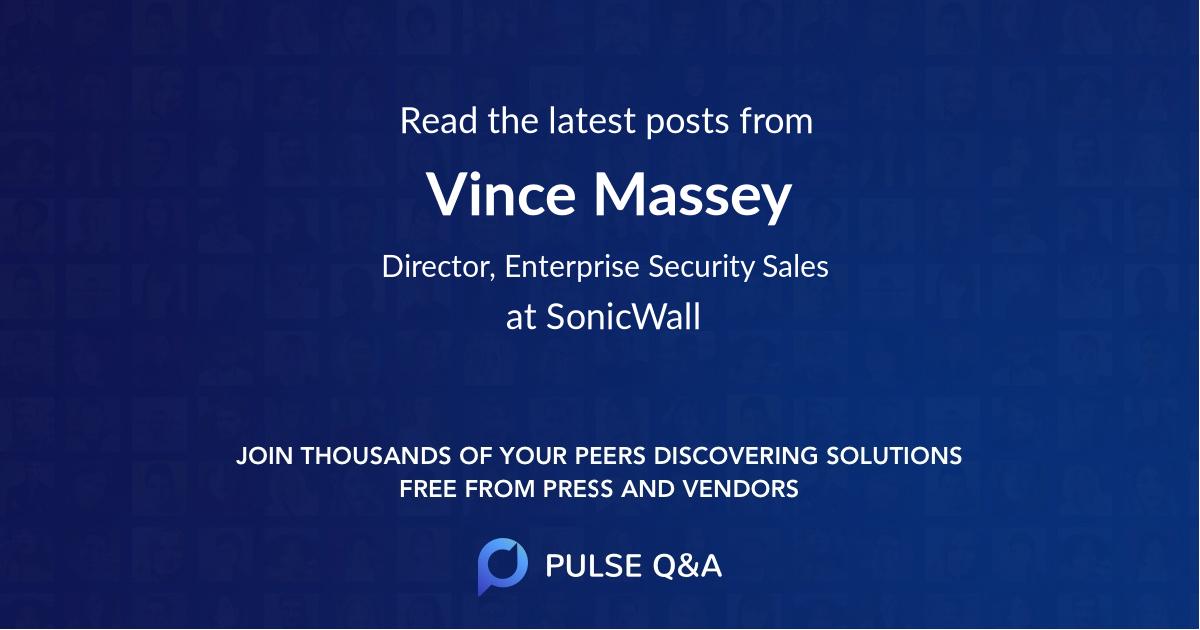 Vince Massey