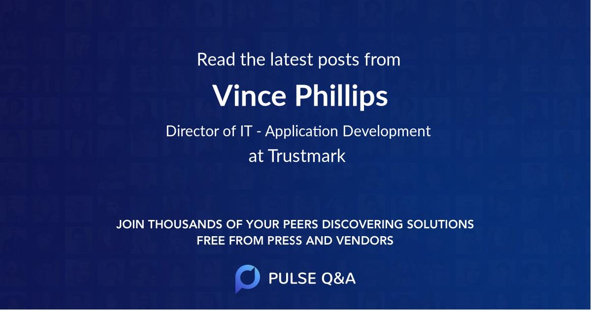 Vince Phillips