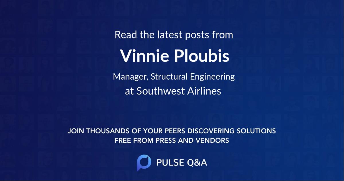 Vinnie Ploubis