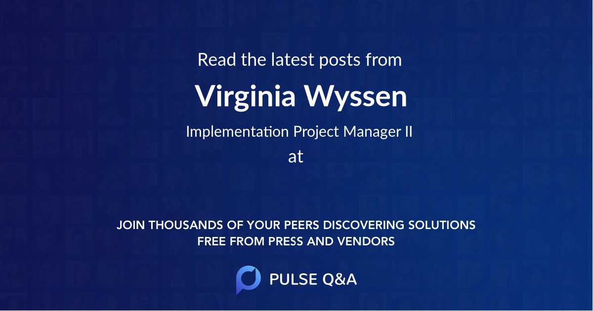 Virginia Wyssen