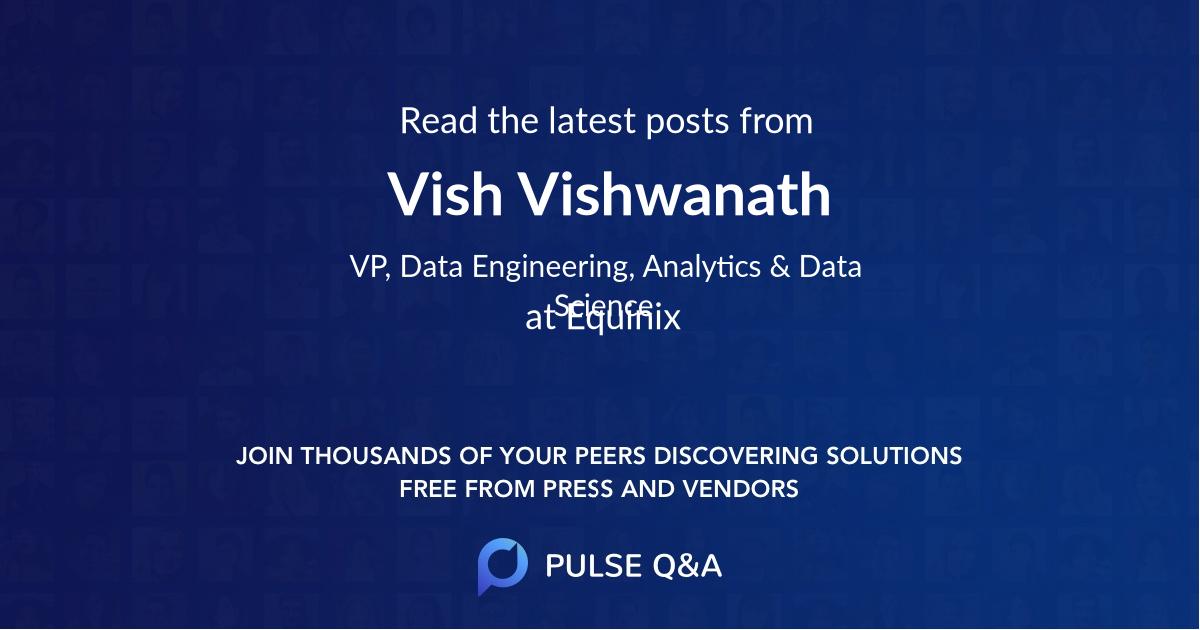 Vish Vishwanath