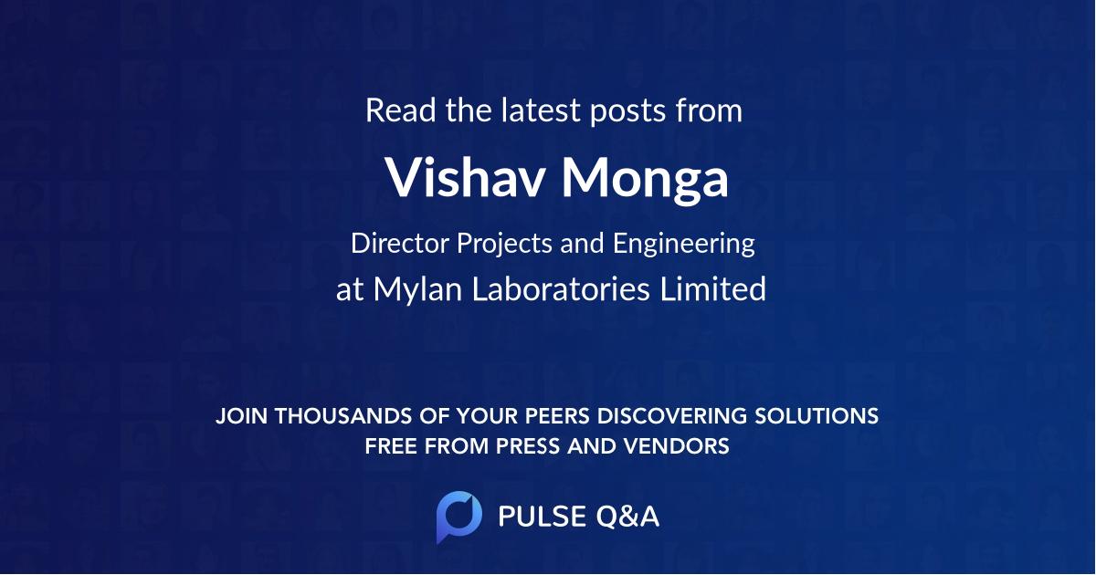 Vishav Monga