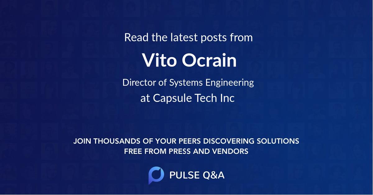Vito Ocrain