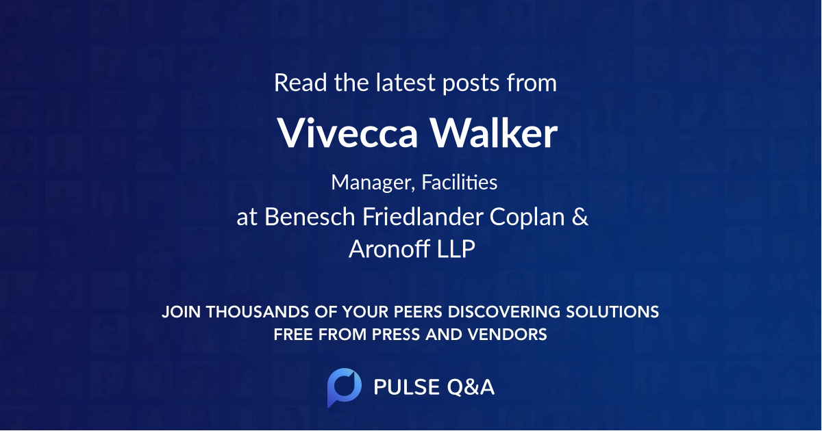 Vivecca Walker