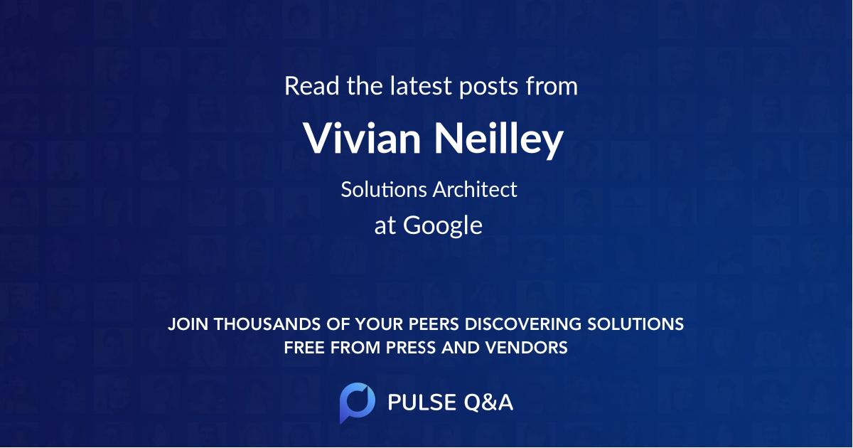 Vivian Neilley
