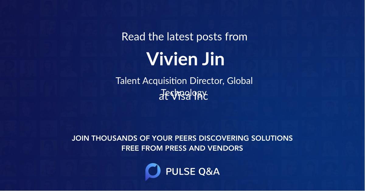 Vivien Jin
