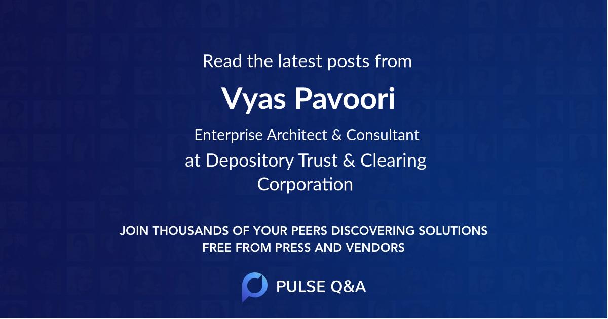 Vyas Pavoori
