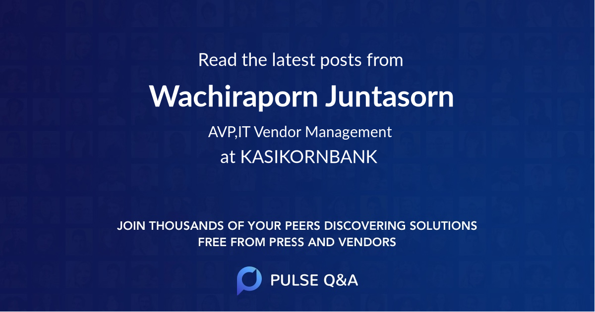Wachiraporn Juntasorn