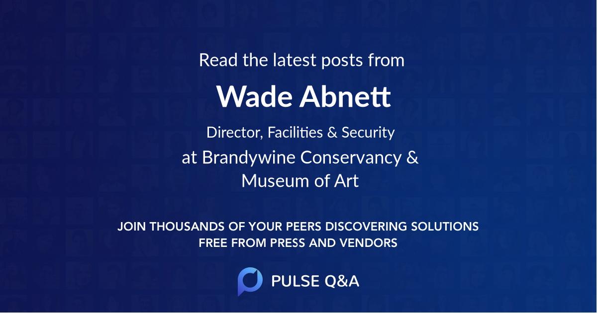 Wade Abnett