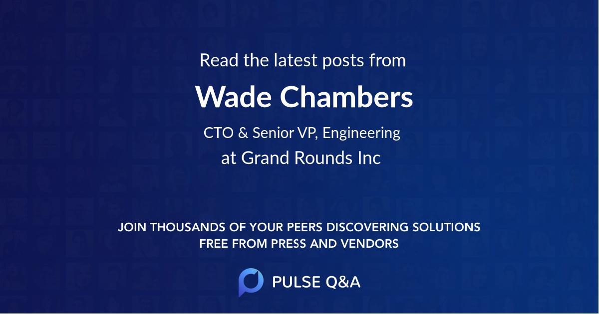 Wade Chambers