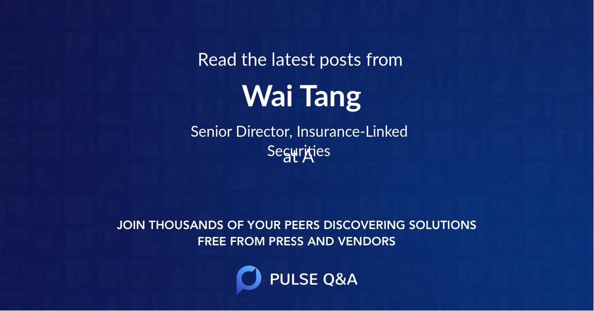 Wai Tang