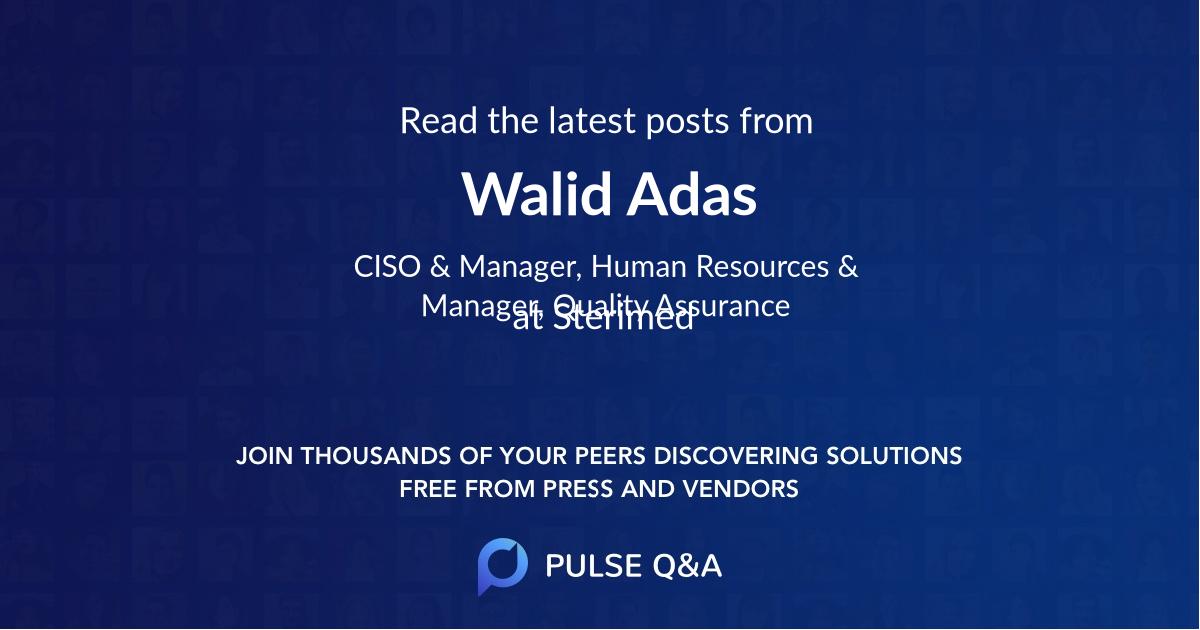 Walid Adas