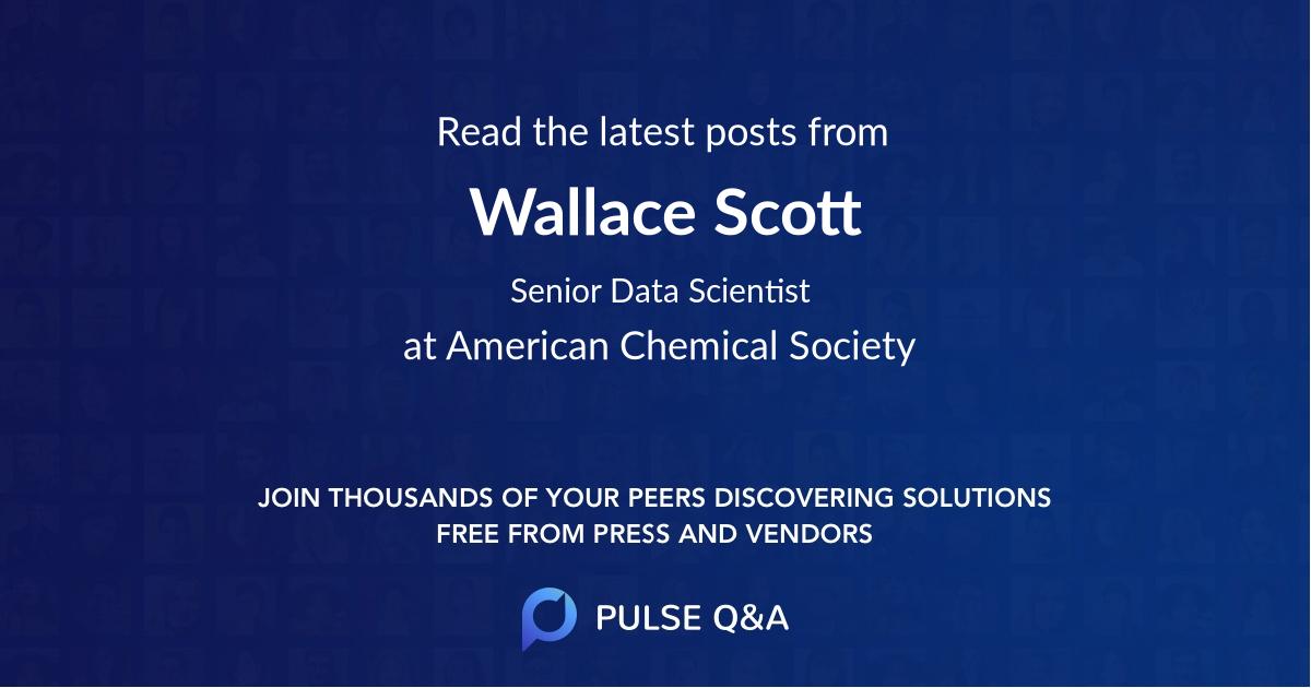 Wallace Scott