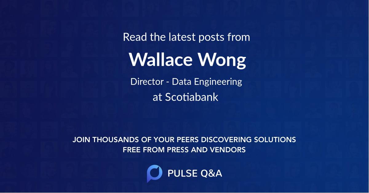 Wallace Wong
