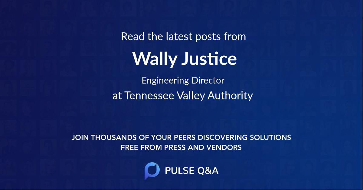 Wally Justice