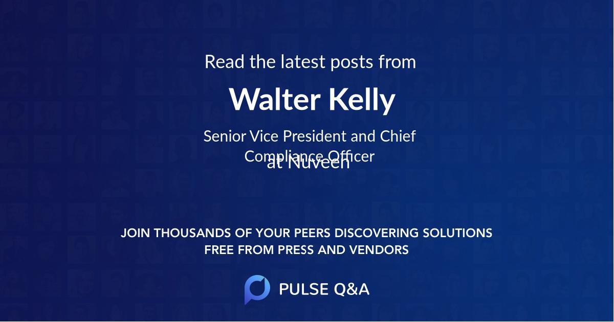 Walter Kelly