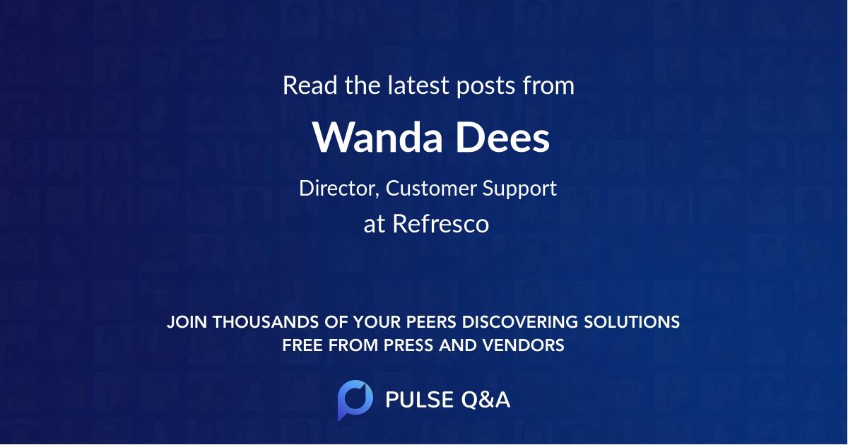 Wanda Dees