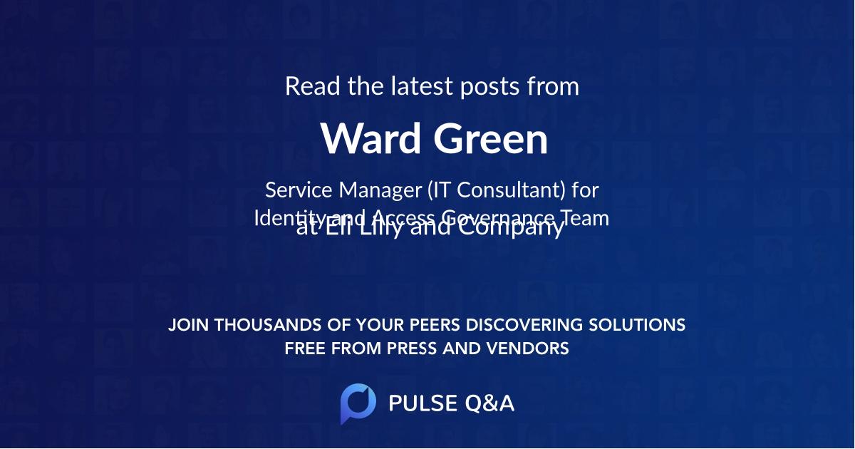 Ward Green
