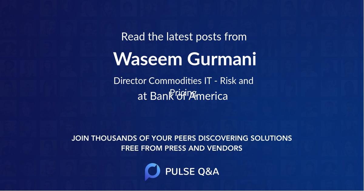 Waseem Gurmani
