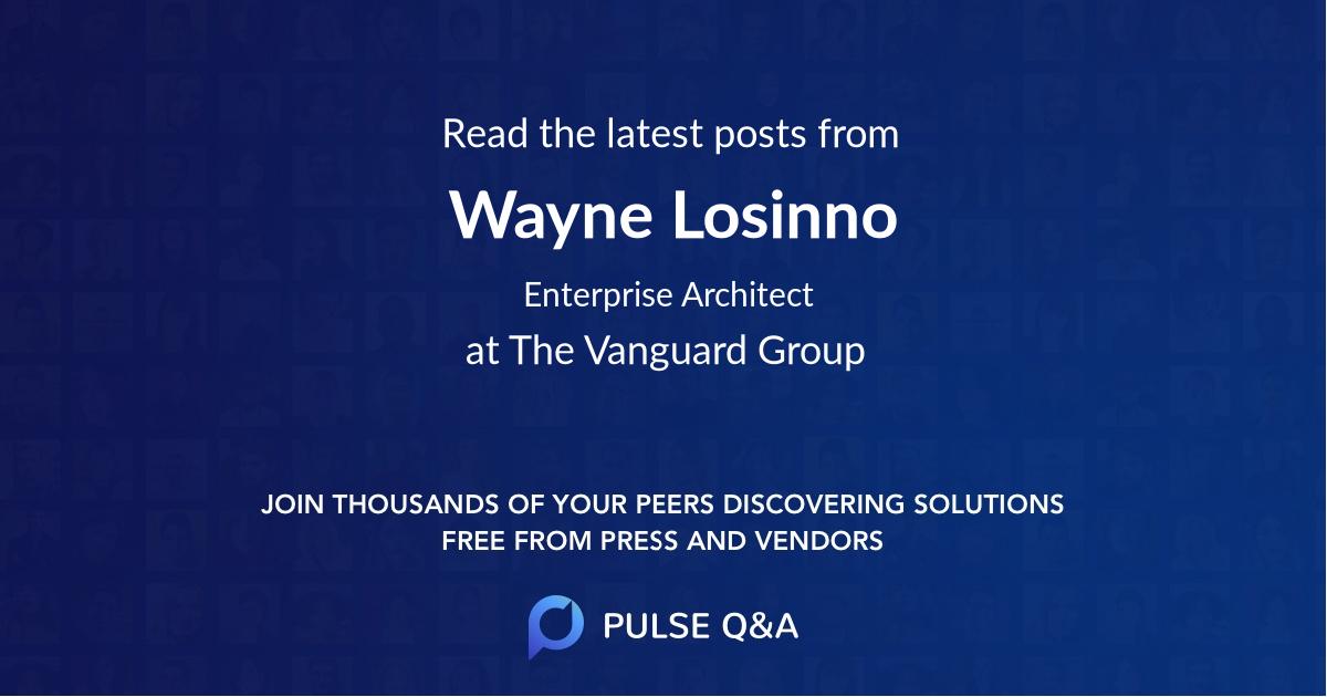 Wayne Losinno