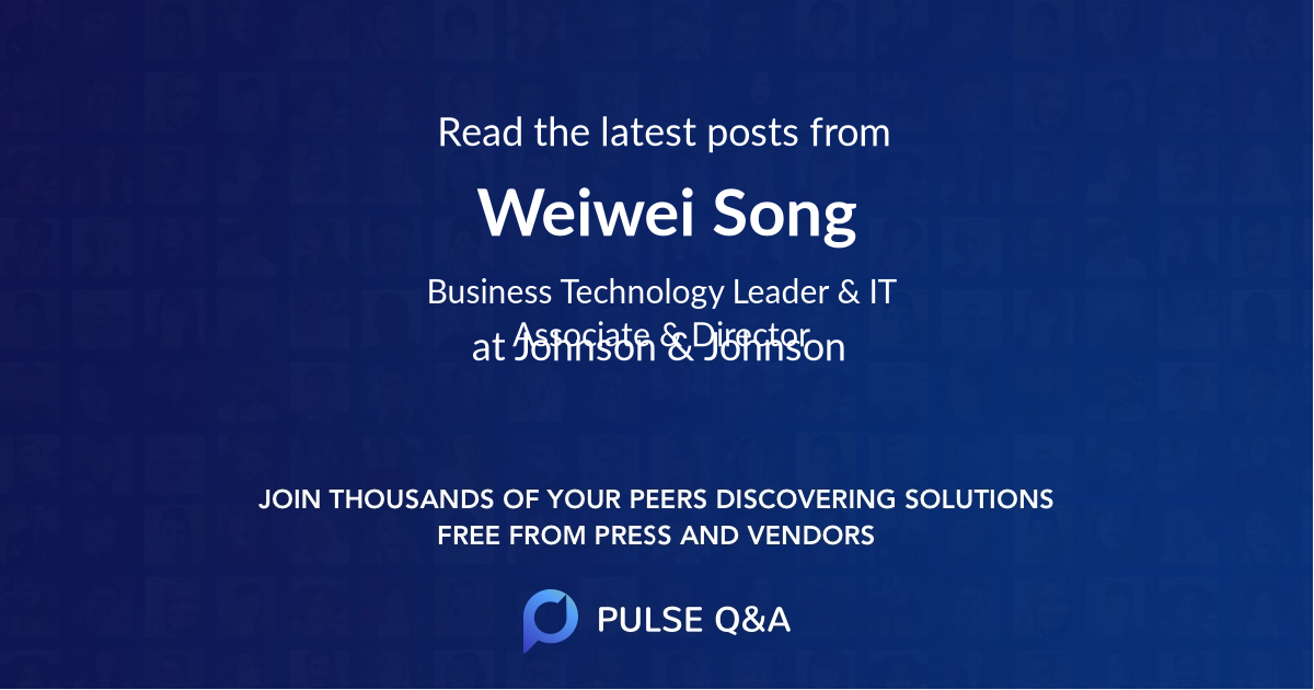 Weiwei Song