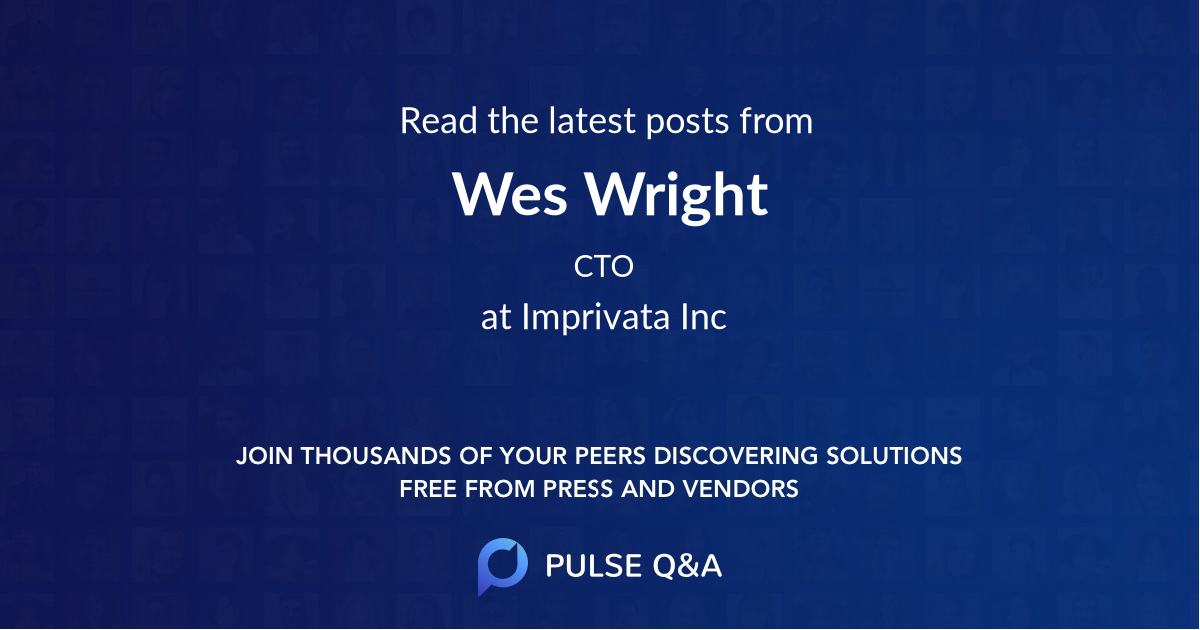 Wes Wright