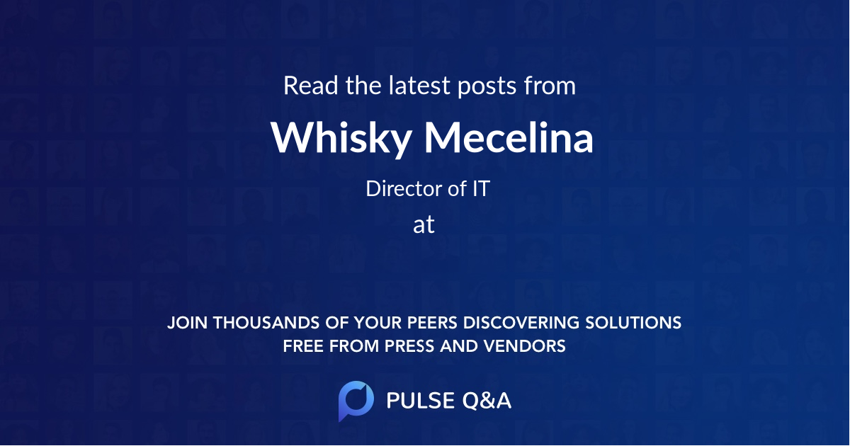 Whisky Mecelina