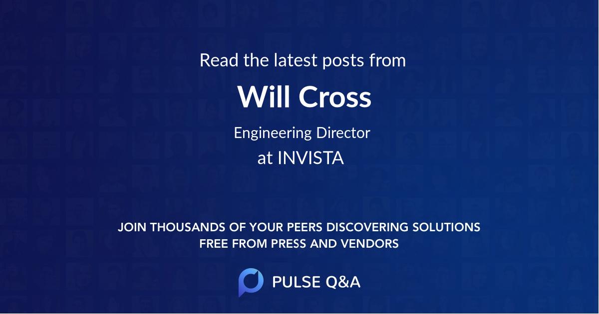 Will Cross