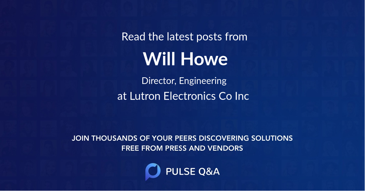 Will Howe