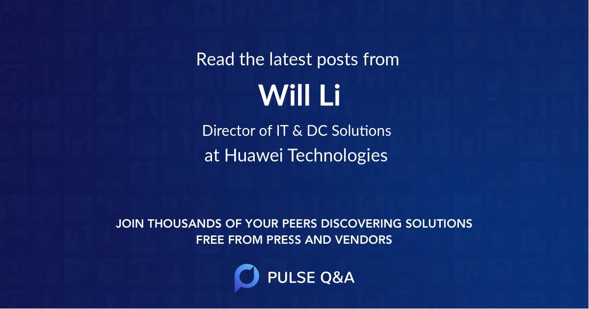 Will Li