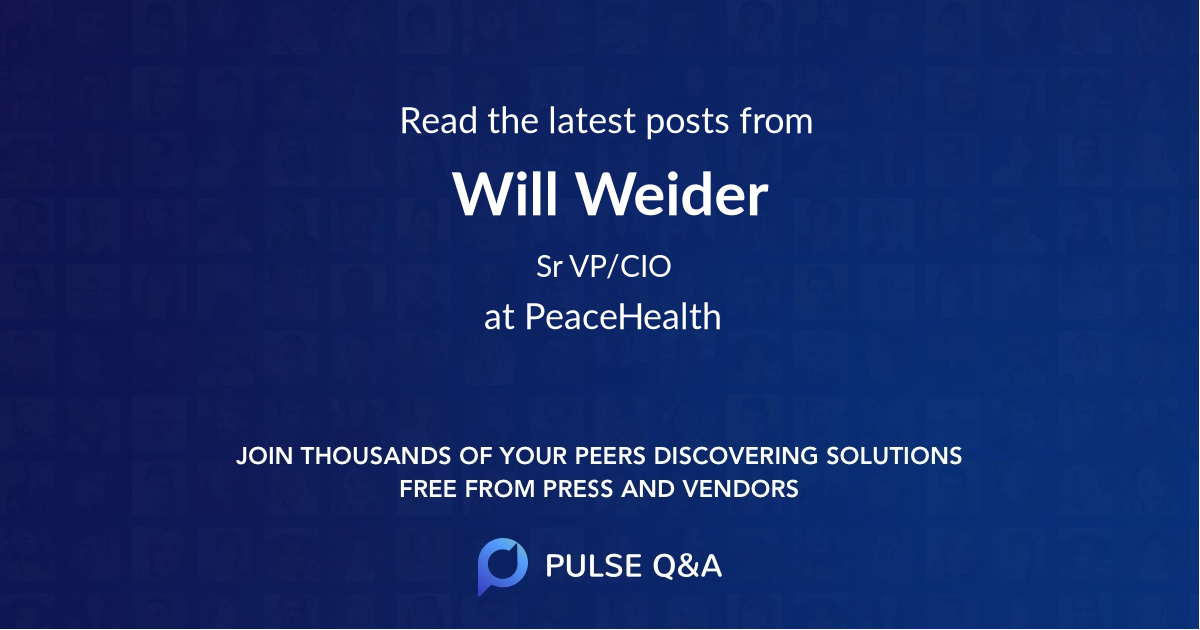 Will Weider