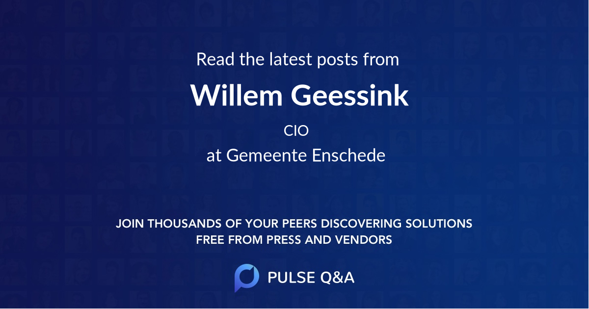 Willem Geessink