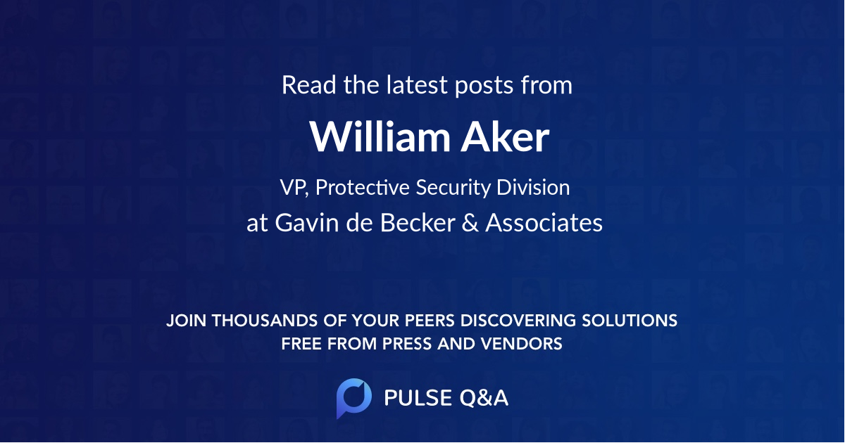 William Aker