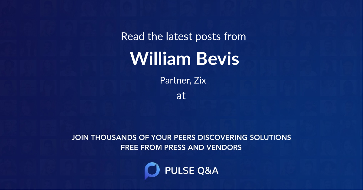 William Bevis