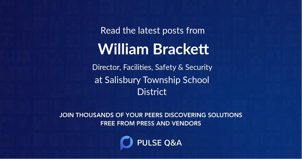 William Brackett