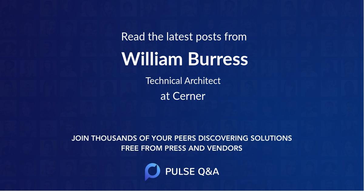 William Burress