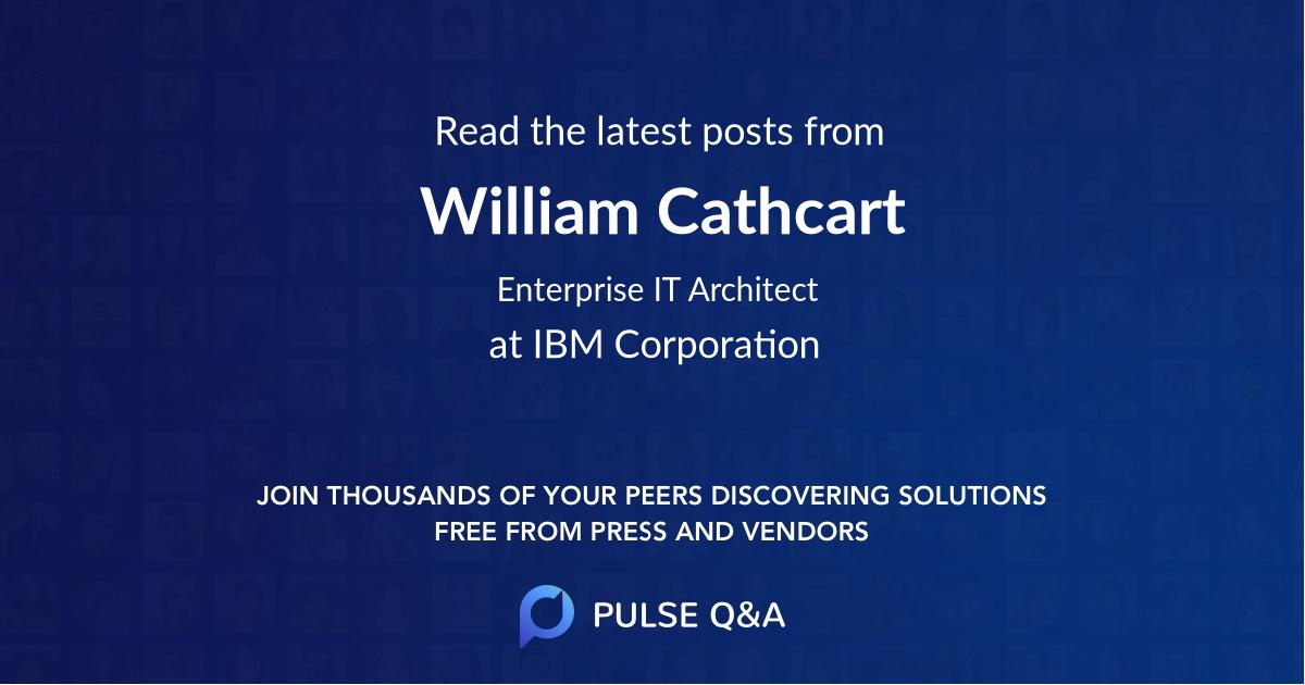 William Cathcart