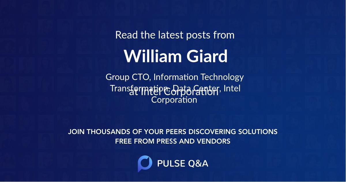William Giard