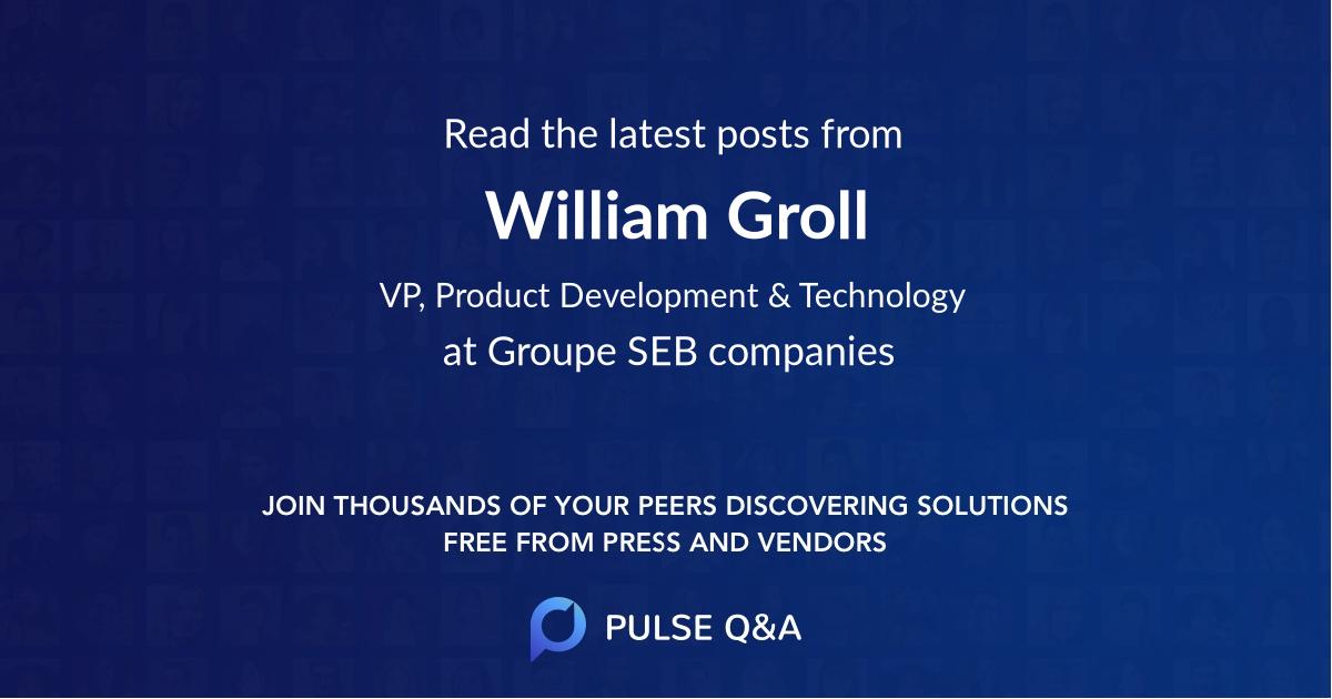 William Groll