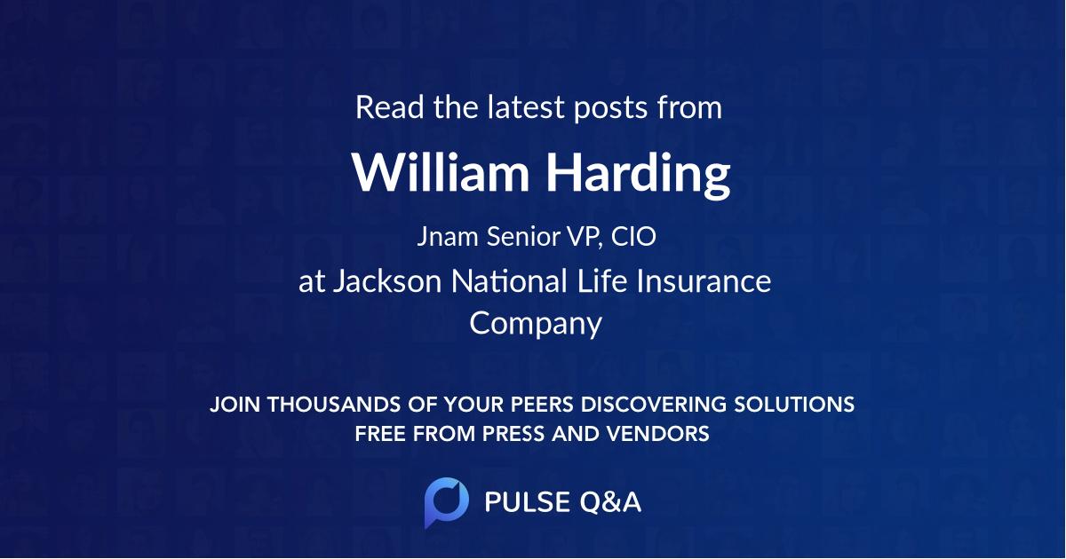 William Harding