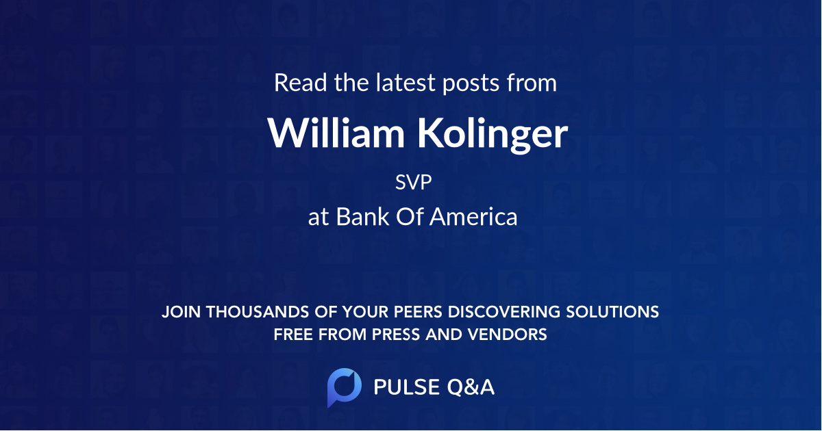William Kolinger