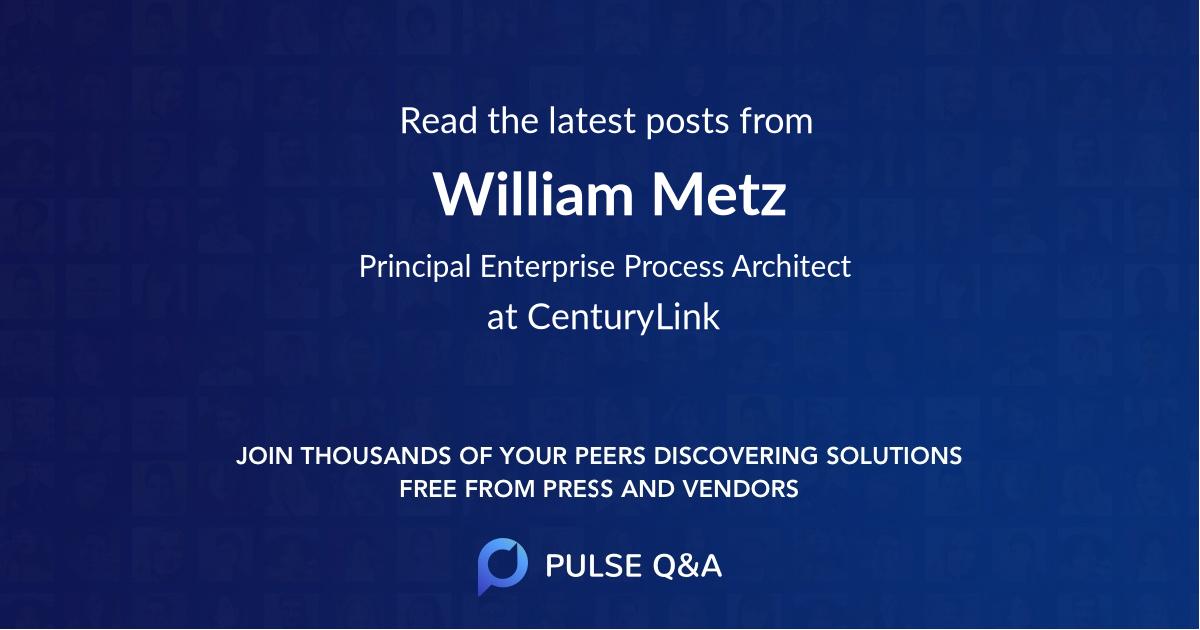 William Metz