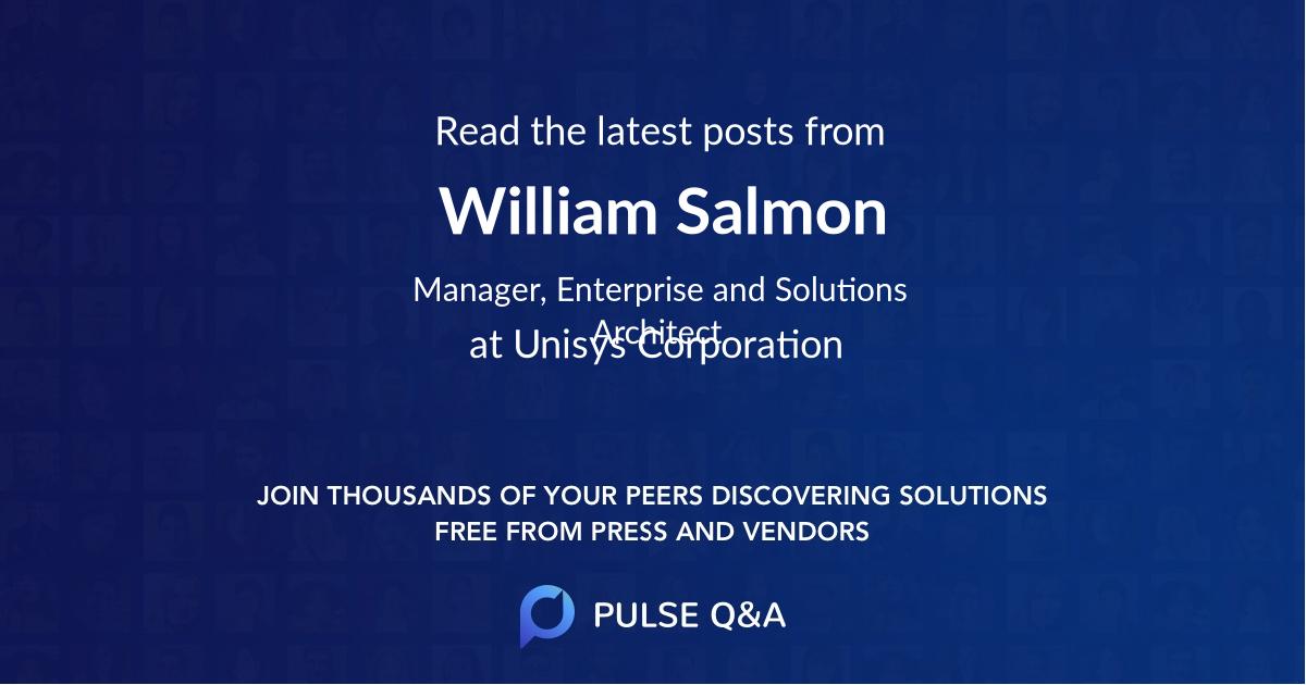William Salmon